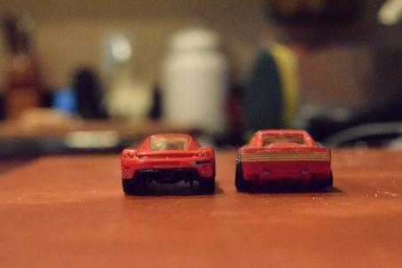512 TR vs. Enzo