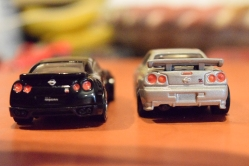 GTR v GTR