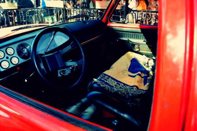 Little Red Interior