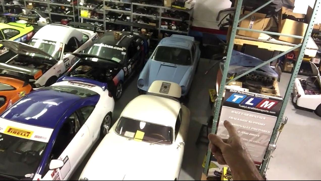 TLM Garage