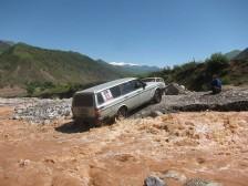 water-crossing